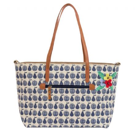 Notting Hill Tote Bag - Apples & Pears